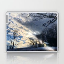 The Crystal at The Clark Laptop & iPad Skin