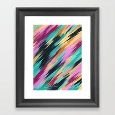Butterfly Wing Framed Art Print