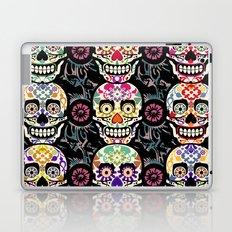 Happy calaveras Laptop & iPad Skin