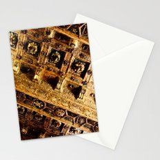 Bejeweled Stationery Cards
