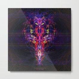 spectral observer Metal Print