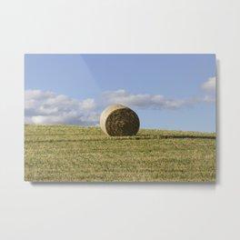 Pennsylvania Fields Metal Print