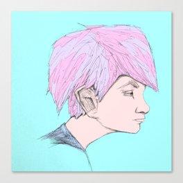 """Reruns"" Canvas Print"