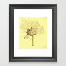 You've Got Spam 2.0 Framed Art Print