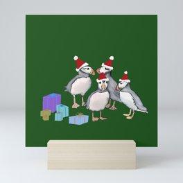 Puffin Presents  Mini Art Print