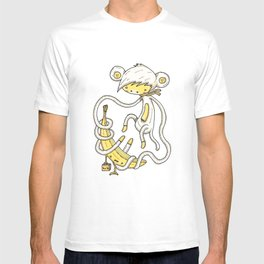 The Monkey and the banana T-shirt