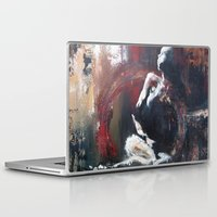 cassandra jean Laptop & iPad Skins featuring Cassandra by Andrea Creates