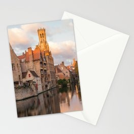 Classic Bruges Stationery Cards