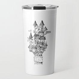 Castle on the Rock Travel Mug
