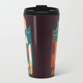 Cat Family Travel Mug
