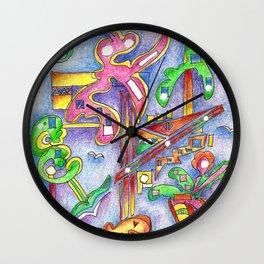 the speech Wall Clock