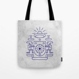 UFO Watchers Tote Bag