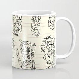 bloc de notas Coffee Mug