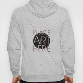 The Art Placeholder Hoody