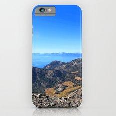 The Top of Tahoe Slim Case iPhone 6s