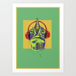 Sorry, What? Art Print
