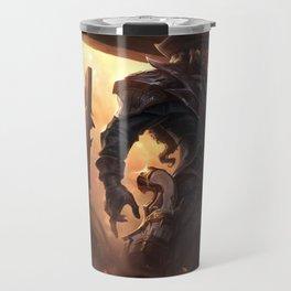 High Noon Lucian League Of Legends Travel Mug