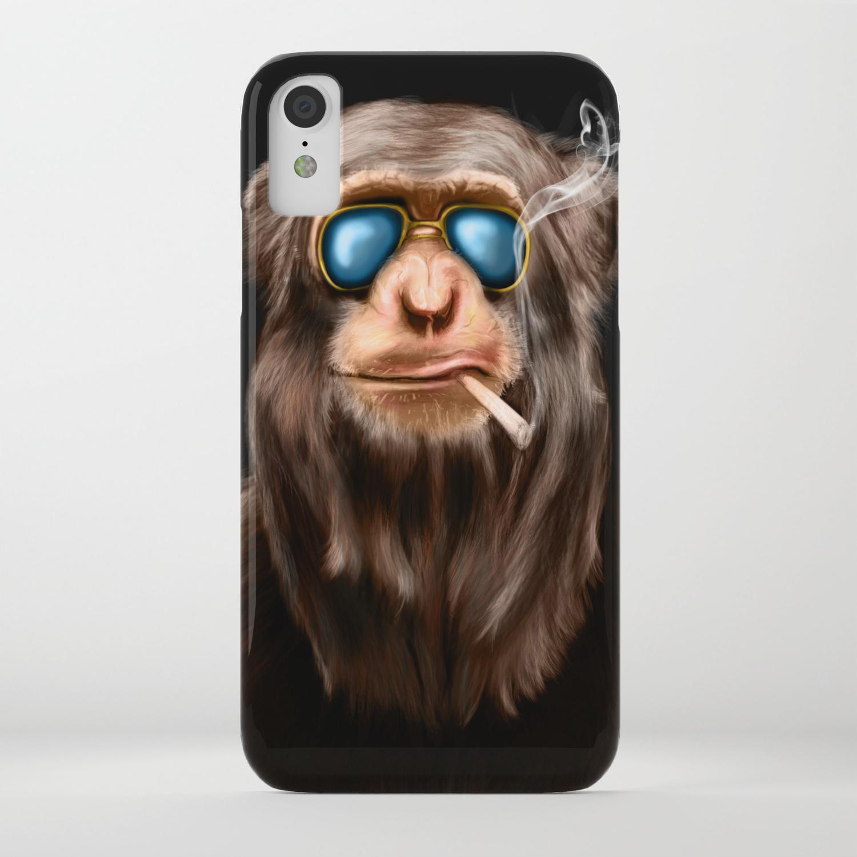 info for 3ca00 c6ada Cool Ape iPhone Case