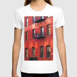 Filson building, Portland, Oregon T-shirt
