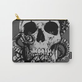 Skull & Octopus Carry-All Pouch