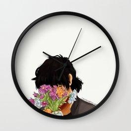 Son of Hades - Wilting Wall Clock