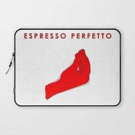 Espresso Perfetto Laptop Sleeve