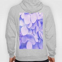 The Delicate Petals Of Hydrangea Hoody