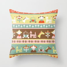 Kingdom Throw Pillow