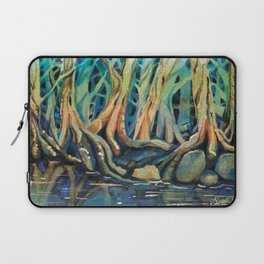 Kingfisher Forest Laptop Sleeve