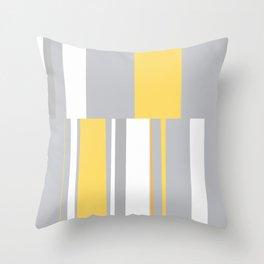 Mosaic Single 2 #minimalism #abstract #sabidussi #society6 Throw Pillow