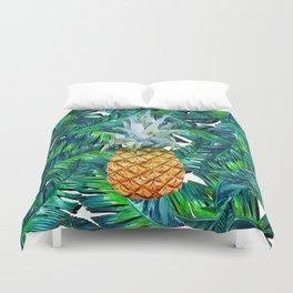 pineapple 2 Duvet Cover