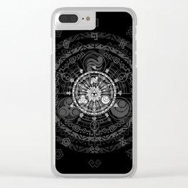 Legend Of Zelda Clear iPhone Case