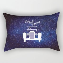 The Flash Bastard - Good Omens Fanart Rectangular Pillow