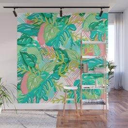 Floresta Tropical Wall Mural