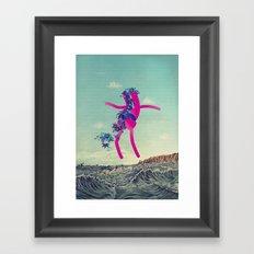 d i v i s o 4 Framed Art Print