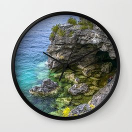 The Grotto Wall Clock