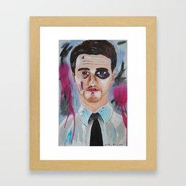 I am Jack's Smirking Revenge Framed Art Print