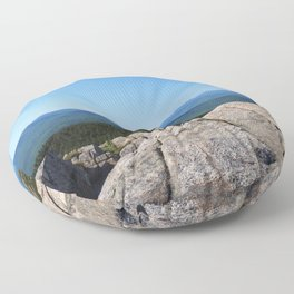 Mount Chocorua Floor Pillow
