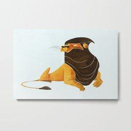 Lion 1 Metal Print