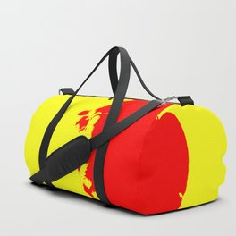 IN SEARCH OF SECURITY AND LOVE Duffle Bag