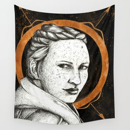 Ladies of Dragon Age: Scout Harding Wall Tapestry