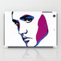 elvis iPad Cases featuring ELVIS by HAUS OF DEVON