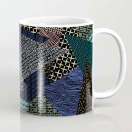 Pantern Mania Collage Coffee Mug