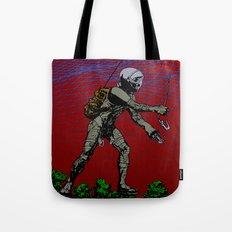 In Martian Fields Tote Bag