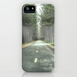 One Eye Sees, The Other Feels iPhone Case