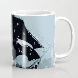 Pirate in Storm Coffee Mug