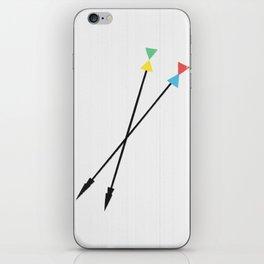 Shoot Me iPhone Skin