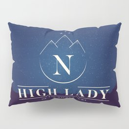 High Lady of the Night Court Pillow Sham