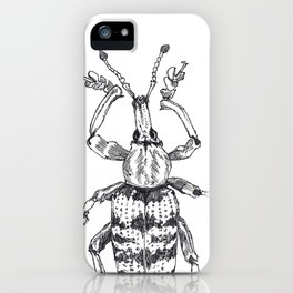 Weevil iPhone Case