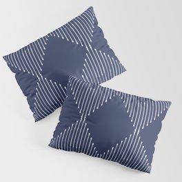 Geo (Navy) Pillow Sham